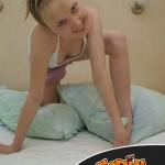Blonde lisse (2)